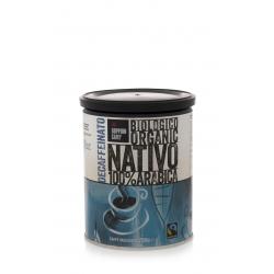 NATIVO 250 g mletá bez kofeínová