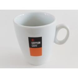 Šálka na čaj Goppion oranžová