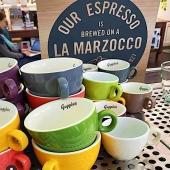 ❤ #lamarzocco #goppioncaffè #espressoitaliano #colors #bestchoice