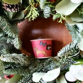 Christmas is coming @goppion_caffe #coffeetogo #christmas