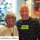 Ďakujeme @andreaena_utaliana a jeho tímu za návštevu pražiarne v Trevise! @paola_goppion #talianskapraziaren #espresso #goppioncaffe #utaliana #bratislava