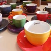 We love colors! @goppion_caffe #goppioncaffè #goppioncaffeslovakia #salkakavy #newcups