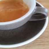 Single Origin Peru @caffespecialicertificati @goppion_caffe in @loveramics cup #singleorigincoffee #certifiedcoffee #specialtycoffee #italianroasters